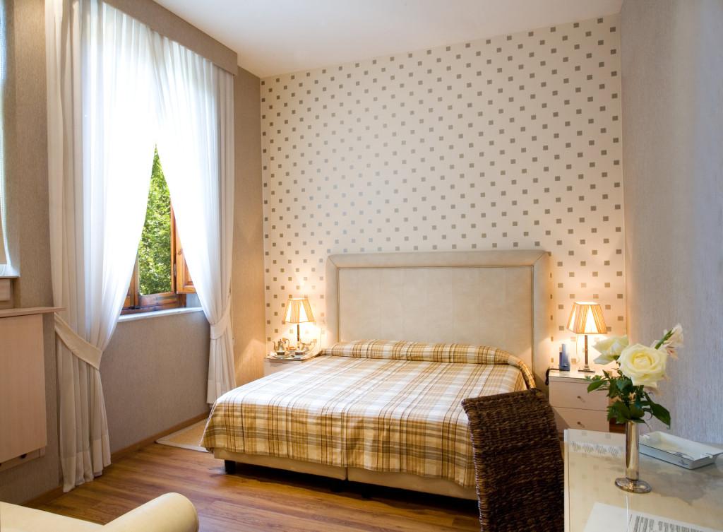 Autor: Hotel Montecatini Terme - Fototapeten mit Straße