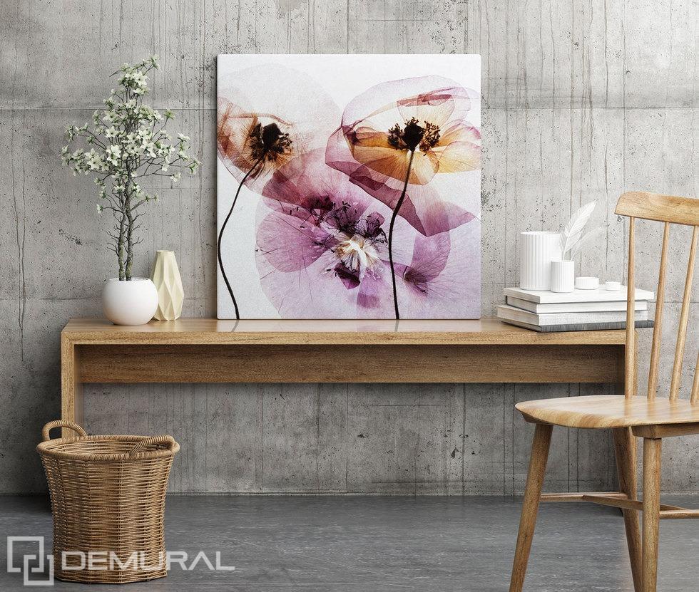 """Bild """"Außergewöhnliche Blumen - Die Magie der Natur"""""""