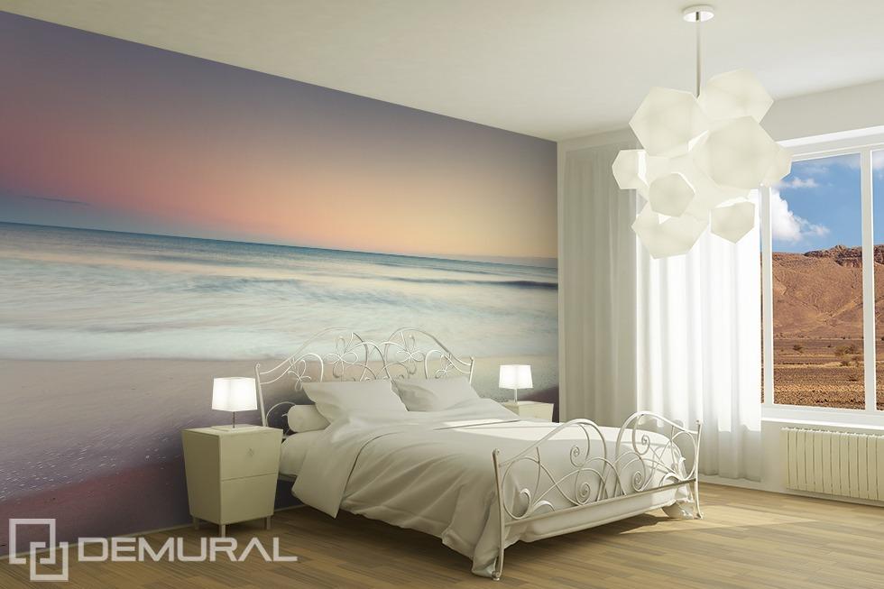 Meeresrauschen - Fototapete für Schlafzimmer - Fototapeten - Demural