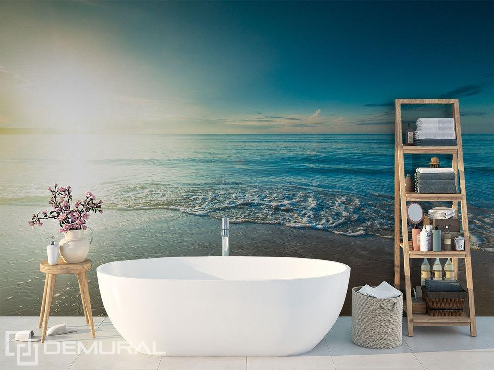 Fototapete für Badezimmer - Demural Blog