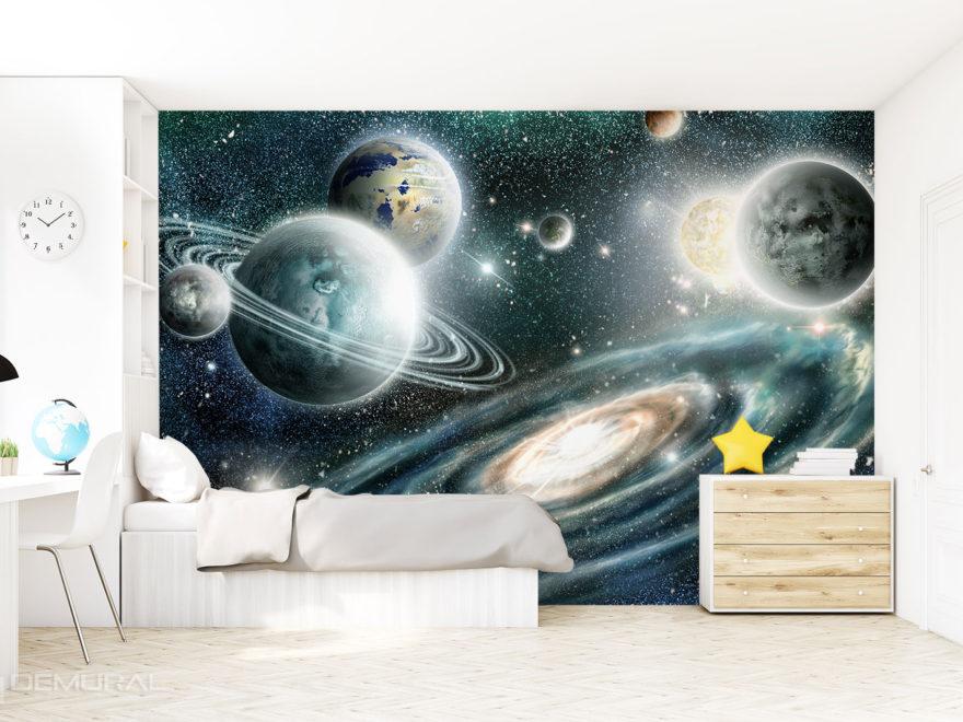 Fototapete kosmos - Demural