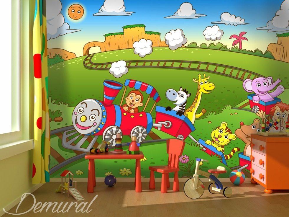 Dampf puff spielzeug ist gepr ft fototapete f r for Mural u vukovarskoj ulici