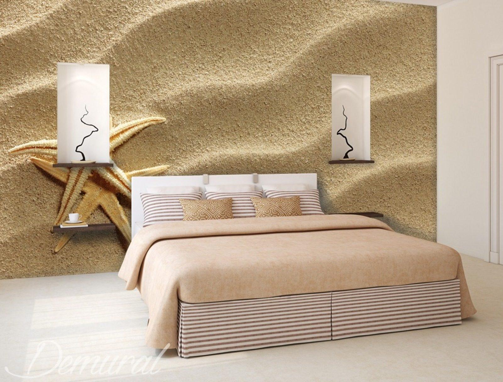 Un bewegliche sande fototapete f r schlafzimmer for Schlafzimmer fototapete