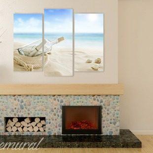 Seetrilogie-bilder-fur-wohnzimmer-bilder-demural