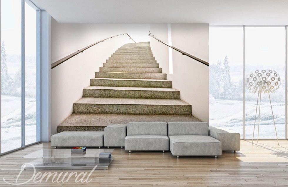 Fototapeten treppe – demural
