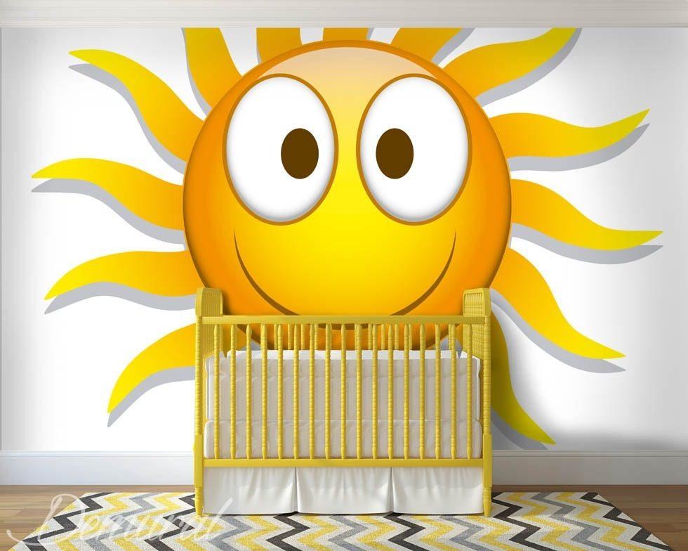 wo ist die sonne wenn sie schl ft fototapete f r. Black Bedroom Furniture Sets. Home Design Ideas
