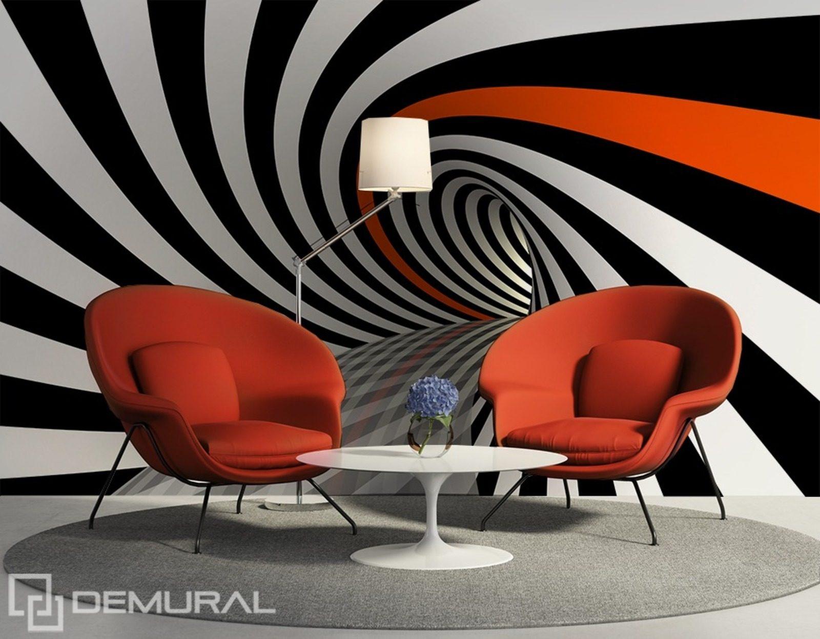 Fototapete Wohnzimmer Motiv : Details zu Fototapete Vlies Labyrinth ...