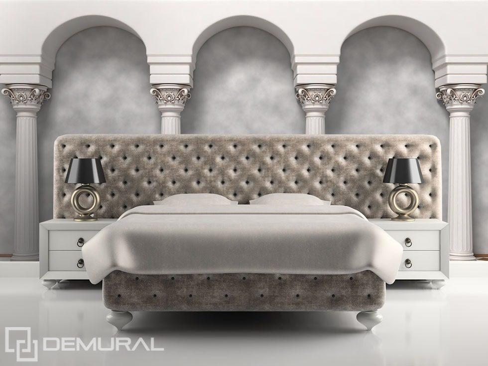 Fototapete für Schlafzimmer – Demural