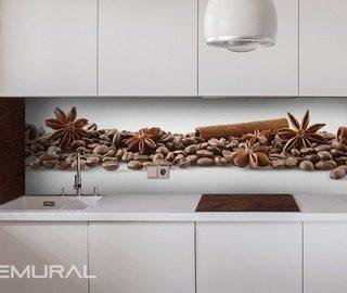 Fototapeten für Küche - demural