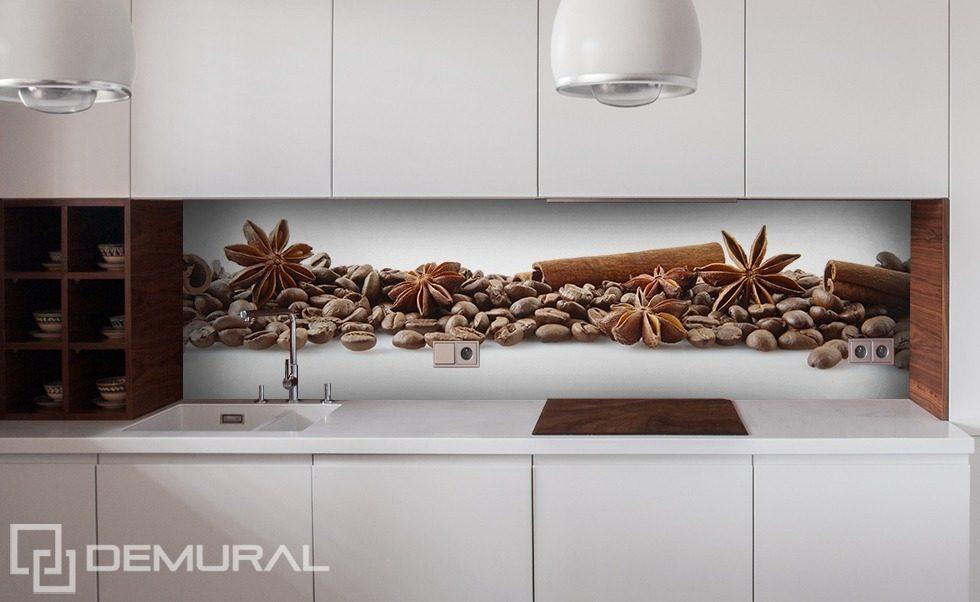 Aroma der Gewürze - Fototapeten für Küche - Fototapeten - Demural