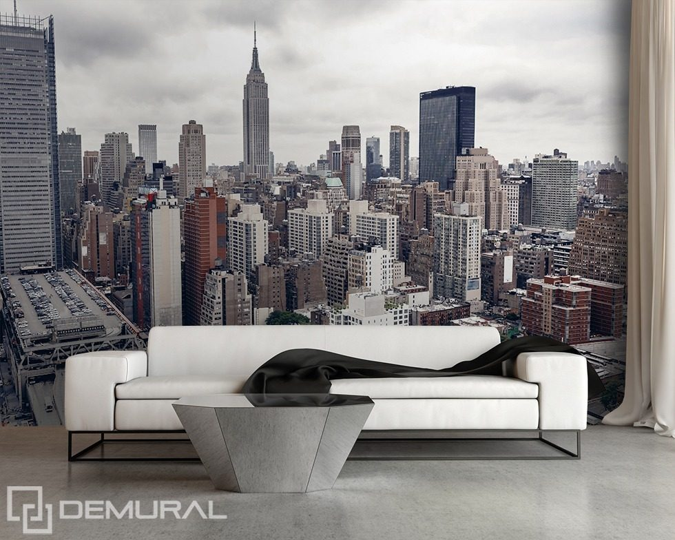 ber new york fototapeten stadt fototapeten demural. Black Bedroom Furniture Sets. Home Design Ideas