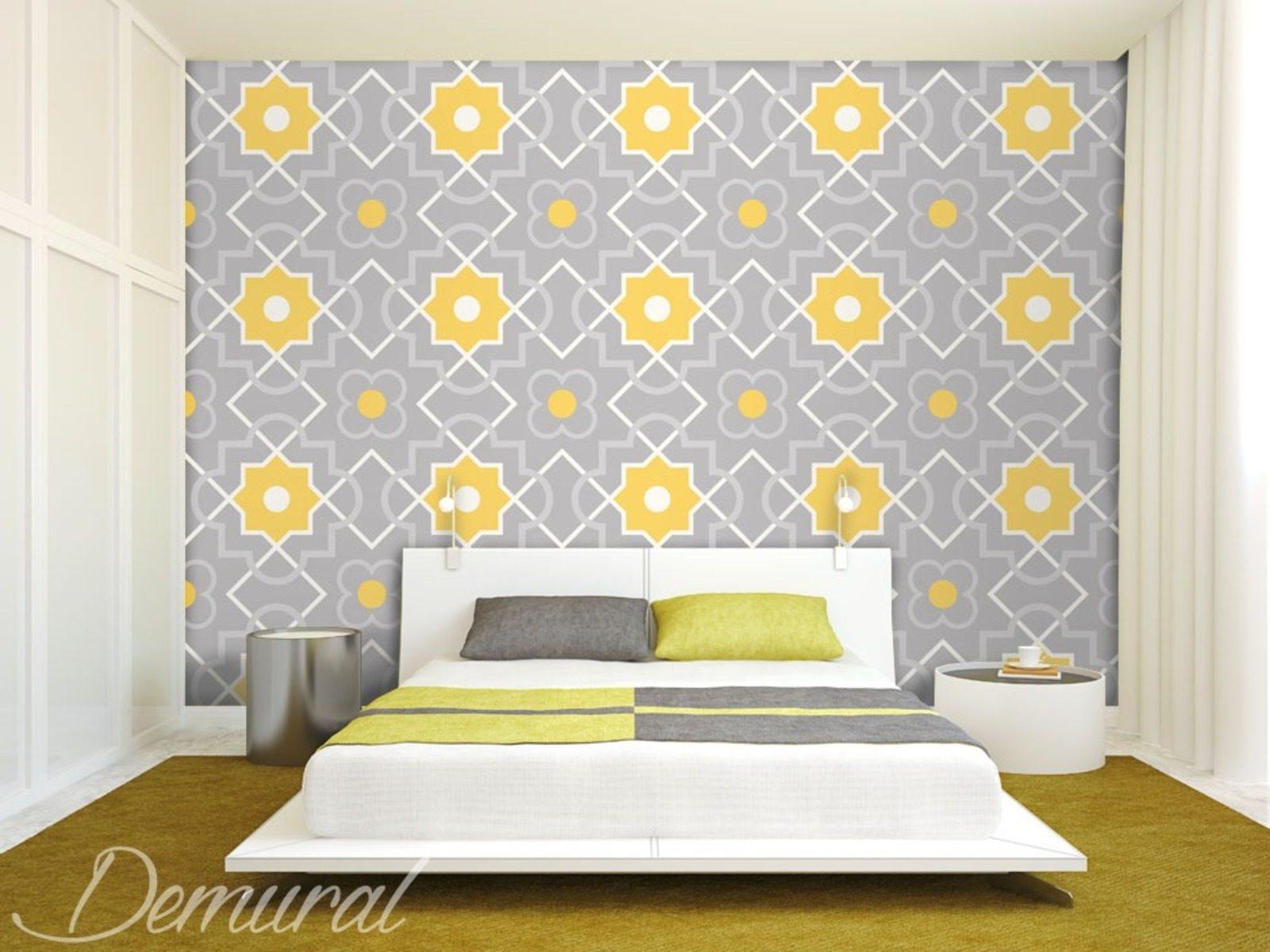 in einem quadrat fototapete f r schlafzimmer. Black Bedroom Furniture Sets. Home Design Ideas