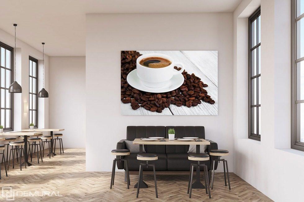 Die Schonheit Der Kaffeemischungen Bilder Fur Esszimmer Bilder Demural