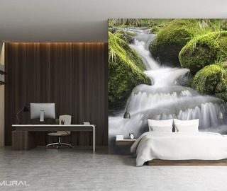 Affordable Vom Steilufer Fluss Fototapeten Fur Badezimmer Fototapeten  Demural With Fototapete Badezimmer