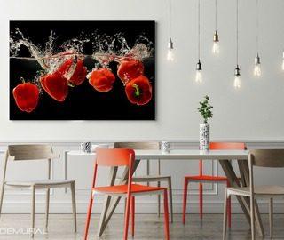 bilder fur esszimmer, bilder fürs esszimmer   demural®, Design ideen