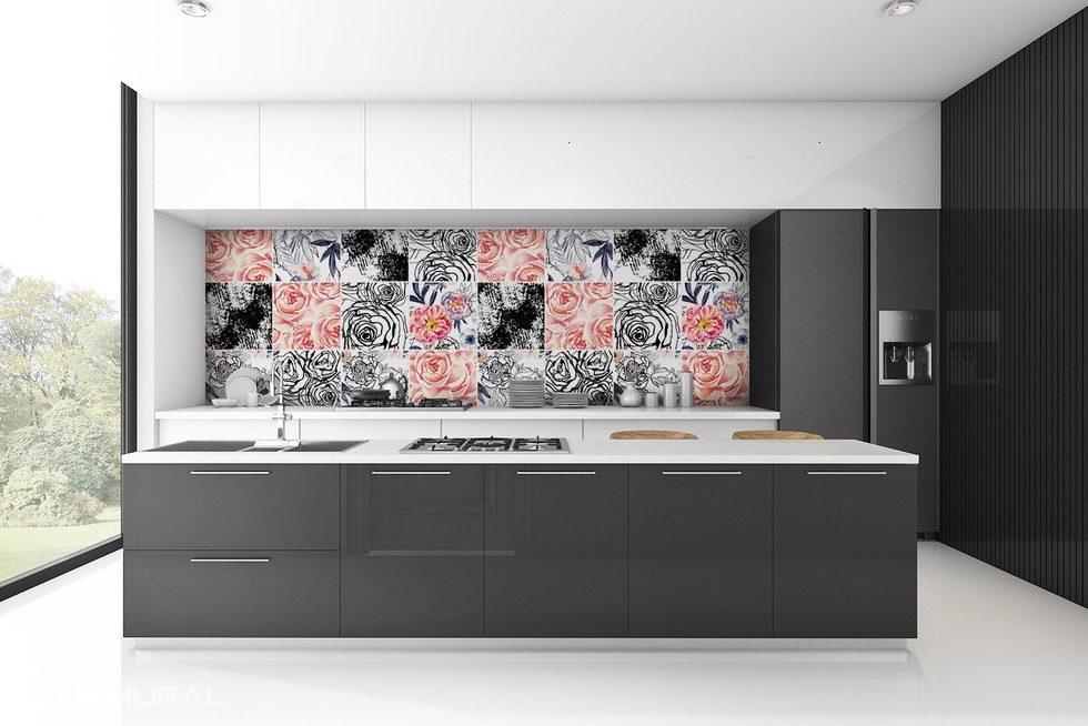 die stilvollen impressionen fototapeten f r k che fototapeten demural. Black Bedroom Furniture Sets. Home Design Ideas