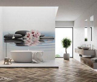 Fototapeten für Badezimmer | Demural®