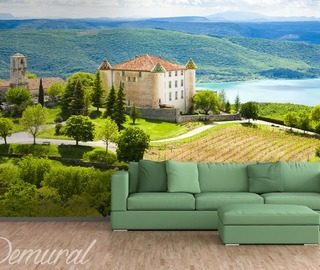 herbstmeditationen fototapeten landschaften fototapeten demural. Black Bedroom Furniture Sets. Home Design Ideas