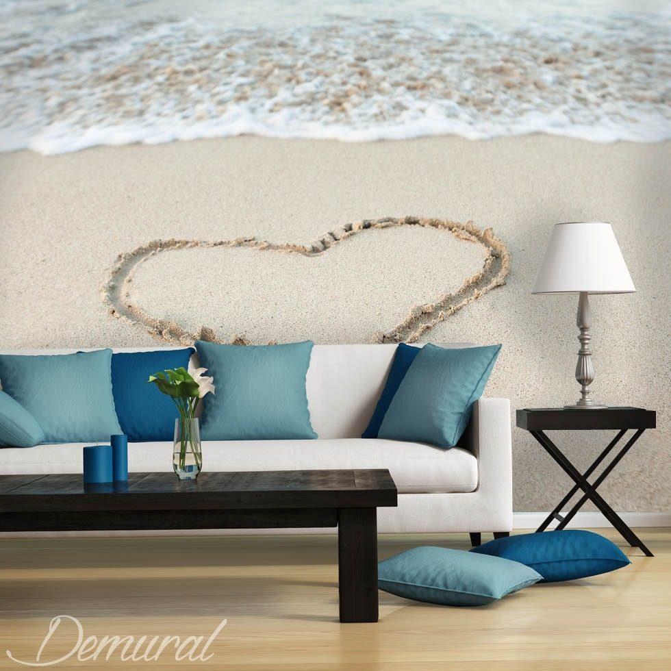 wie zwei sandk rnchen fototapete f rs wohnzimmer. Black Bedroom Furniture Sets. Home Design Ideas