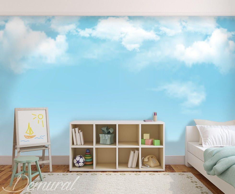 teenager rooms schweben in den wolken fototapeten fr. Black Bedroom Furniture Sets. Home Design Ideas